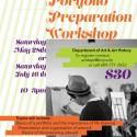 Art Portfolio Preparation Workshops